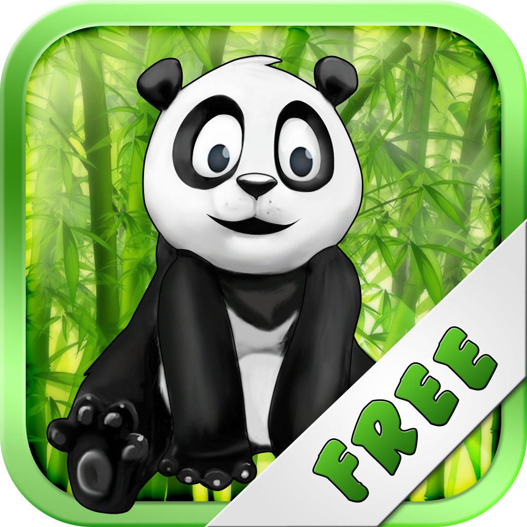 Panda Run In The Jungle Free - Can You Hop To The Finish?