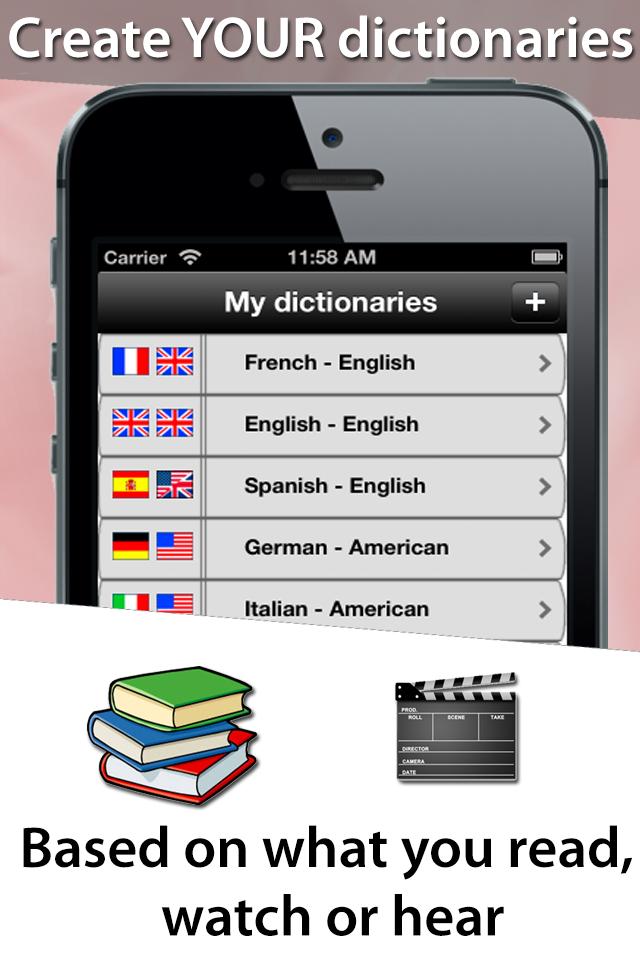 Screenshot MobiDic – Improve your vocabulary