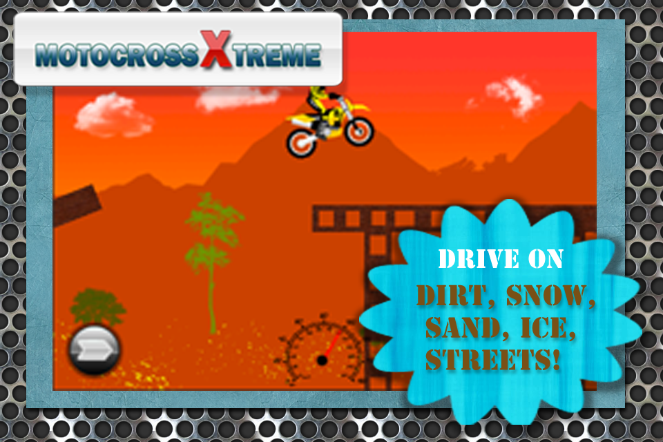 Screenshot MotoX Xtreme