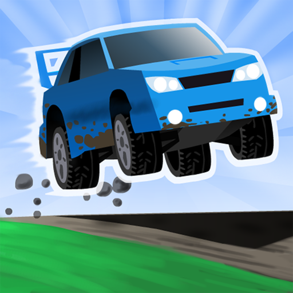 Cubed Rally Racer iOS