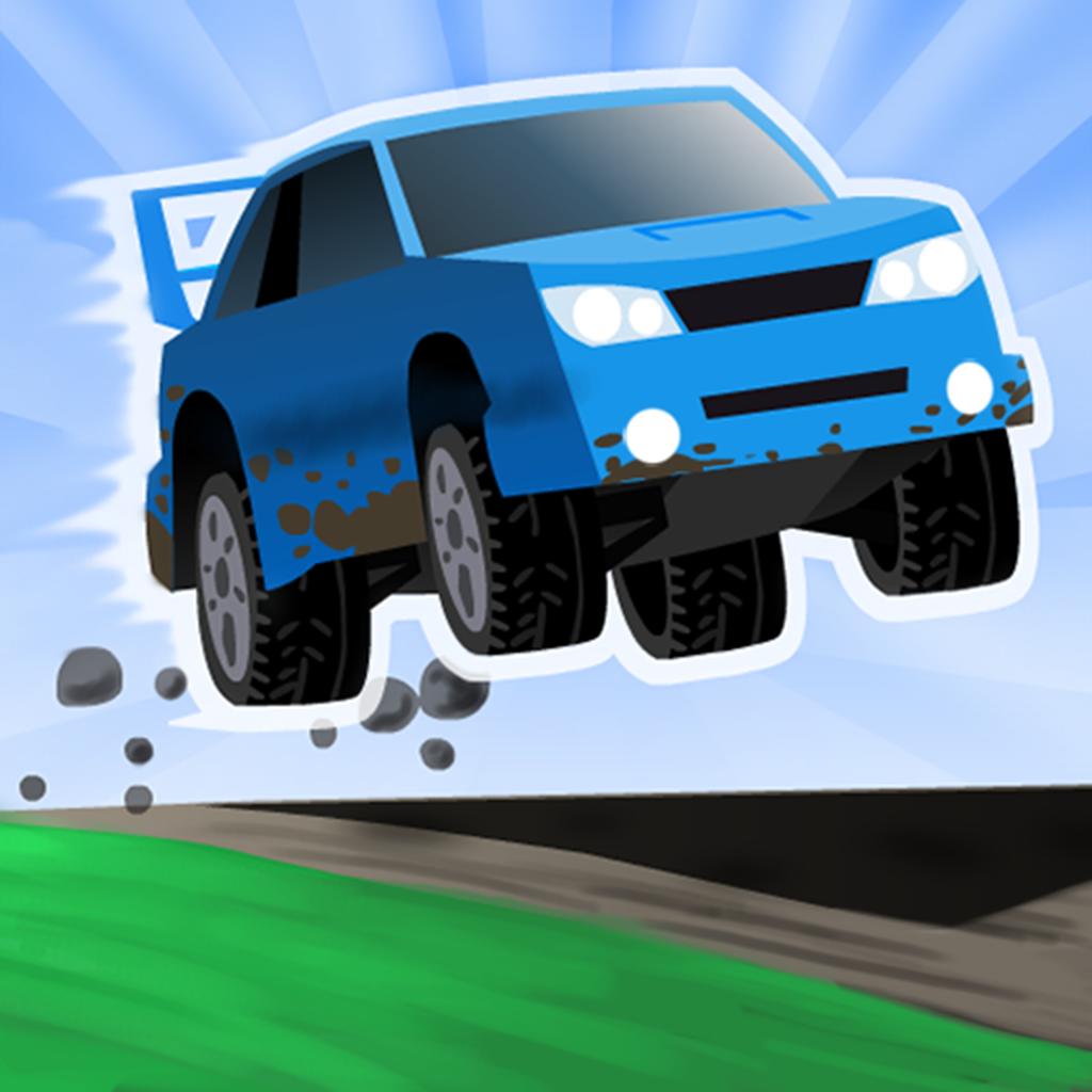 Cubed Rally Racer iOS