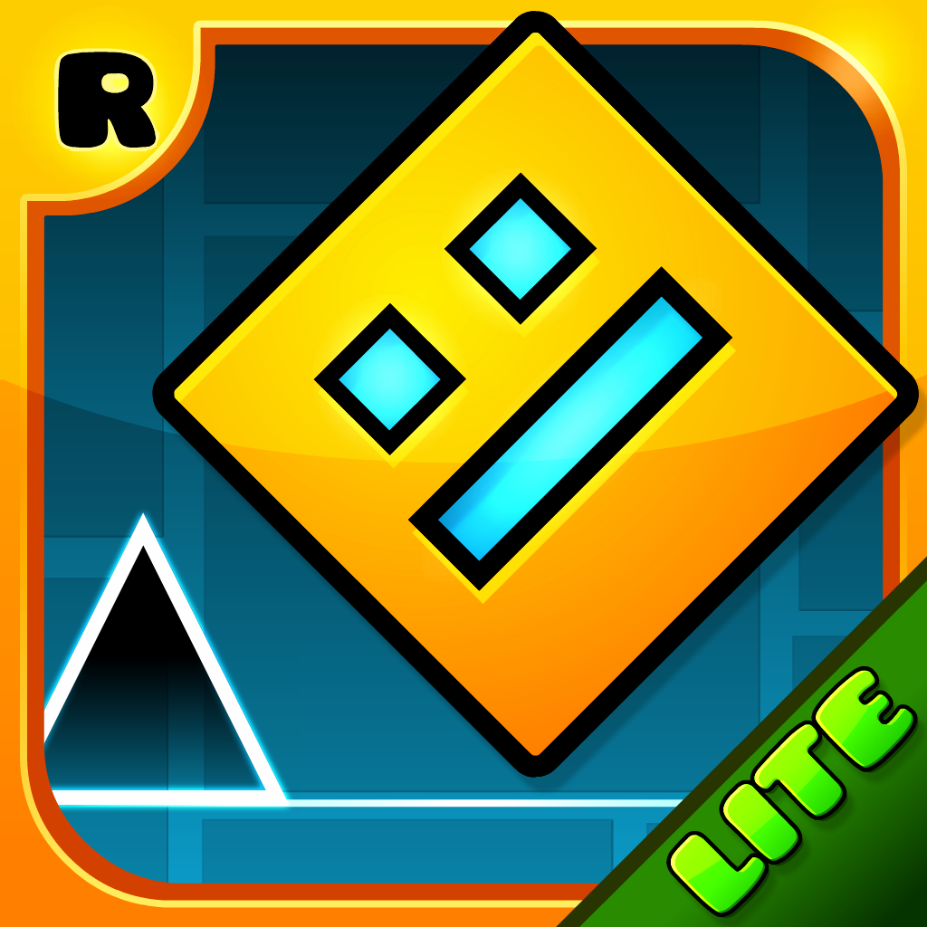 Geometry Dash Lite - RobTop Games AB